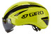 Giro Air Attack Shield Helmet Highlight Yellow/Black